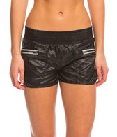Active Angelz Women's Federica Gloss Run Shorts