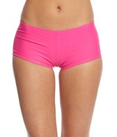 Reebok Fitness Marissa Back Shirred Boyshort