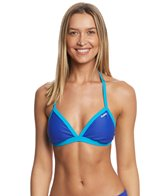 Reebok Fitness Tessa Triangle Halter Top
