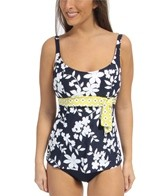 Beach House Cocoa Beach Floral Tankini Top