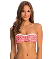 Beach House Panama Geo Bandeau Bra Top