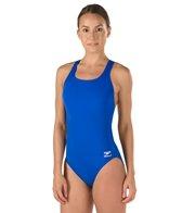 Speedo Solid Endurance Super Proback Adult Swimsuit