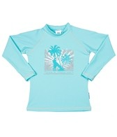 Sun Emporium Boys' L/S Sun Shirt with Piping (4-8)