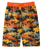 Nike Boys' Astro Camo 9 Volley Short (6X-18)