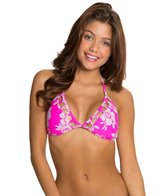Roxy Beach Babe Tiki Triangle Top