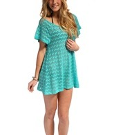 Roxy Free Love Off The Shoulder Dress