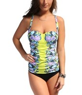 Seafolly Bella Rose DD-Cup Balconette Tankini Top