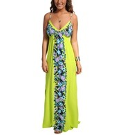 Seafolly Bella Rose Martini Maxi Dress