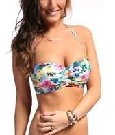Seafolly Summer Garden Bustier Bandeau Bikini Top