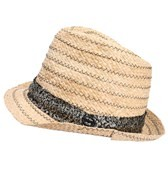 Seafolly Shady Lady Glimmer Hat