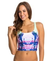 Seafolly Desert Springs Midkini Top