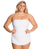 Gottex Architecture Masectomy High Neck Tank One Piece