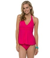 Gottex Lattice Tankini Top