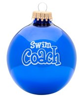 Bay Six Swim Coach Ornament