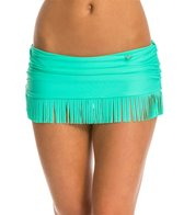 Body Glove Hula Surfrider Skirted Fringe Bottom