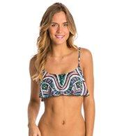 Body Glove Sao Paulo Ivy Flutter Crop Bikini Top