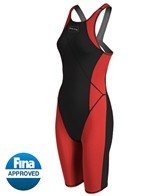 Dolfin Women's Platinum2 Color Kneeskin