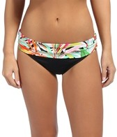 La Blanca Glamazon Shirred Band Hipster Bottom