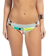 Trina Turk Color Block Buckle Side Hipster Bottom