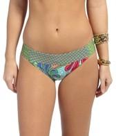 Trina Turk Zanzibar Shirred Side Hipster Bottom
