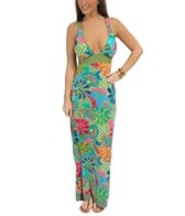 Trina Turk Zanzibar Long Dress