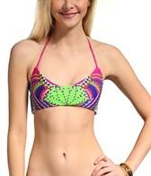 Mara Hoffman Ganesh Basket Weave Bikini Top