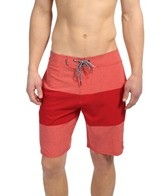 Volcom Men's Heather Stripe Boardshort