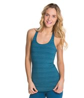 Beyond Yoga Stripe Long Racerback Cami