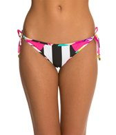 B. Swim Misfit Noir Glimmer Tie Side Bottom