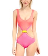B. Swim Triple Threat Hourglass One Piece
