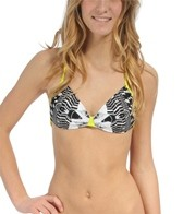 B. Swim Flawless Pony Push Up Top