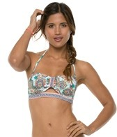 Hobie Bloom to the Loom Bandeau Top