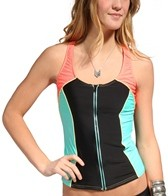 Hobie Block Party Tankini Top