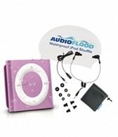 AudioFlood 2GB Waterproof iPod Shuffle Bundle (4th Gen)