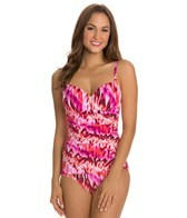 Miraclesuit Coral Madness Rialto One Piece