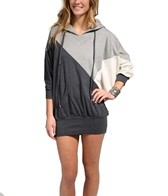 TYR Freestyle Lounge Hoodie Dress