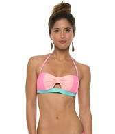 Bikini Lab I Got Bows Retro Bralette Top
