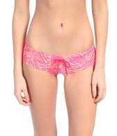 Roxy Reef Break Palm Print Bottom