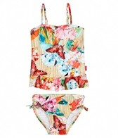Seafolly Girls' Butterfly Coast Singlet Bikini (6mos-4yrs)