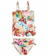 Seafolly Girls' Butterfly Coast Singlet Bikini (6mos-4yrs)