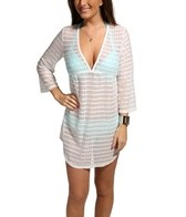 Jordan Taylor Marlin Chevron V-Neck Tunic