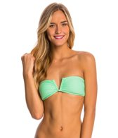 Rip Curl Safari Sun Solid Bandeau Bikini Top