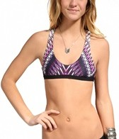 Rip Curl Mirage Shimmer Reversible Sports Top