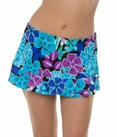 South Point Jungle Bloom Gidget Skirted Bottom