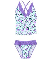 Platypus Girls' Rose Singlet Kini Set (2-8)