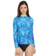 EQ Swimwear Belize L/S Rash Guard
