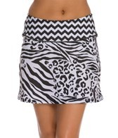EQ Swimwear Zeetah Kiki Swim Skirt