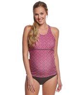 EQ Swimwear Mosaic Maternity Tankini