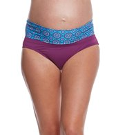 EQ Swimwear Mosaic Maternity Brief