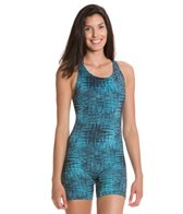EQ Swimwear Digital Spectrum Unitard